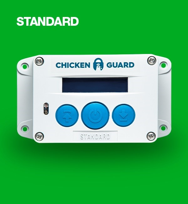 CHICKEN GUARD STANDARD DOOR OPENER