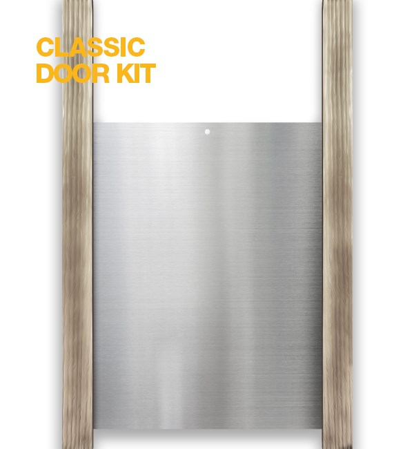 CHICKEN GUARD CLASSIC DOOR KIT