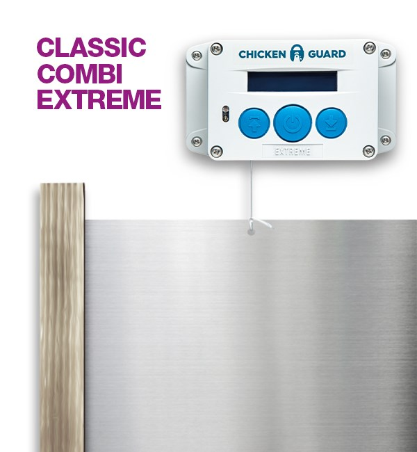 CHICKEN GUARD CLASSIC COMBI EXTREME