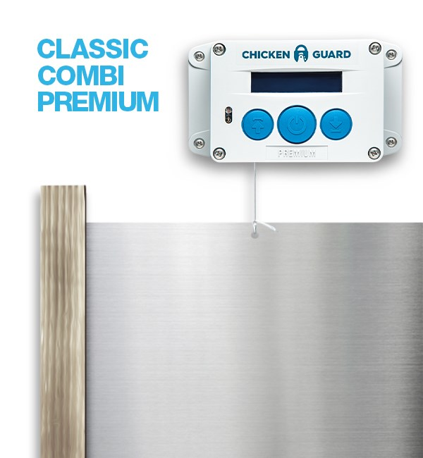 CHICKEN GUARD CLASSIC COMBI PREMIUM
