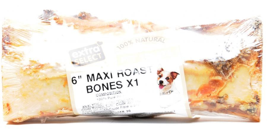 "EXTRA SELECT 6"" MAXI ROAST BONE"