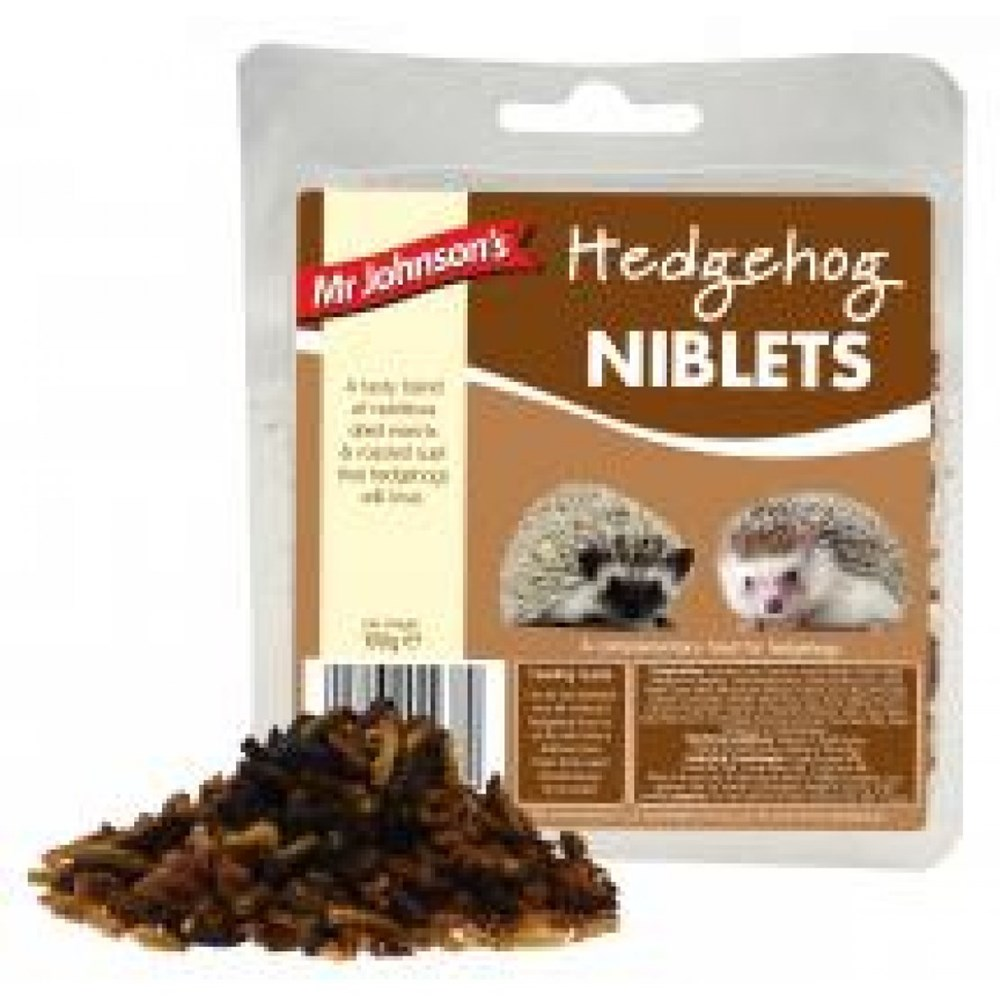 MR J HEDGEHOG NIBLETS 100G