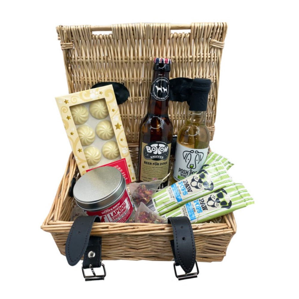 WOOF & BREW HAMPER LIMITED EDITION