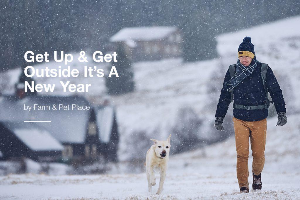 Get Up & Get Outside